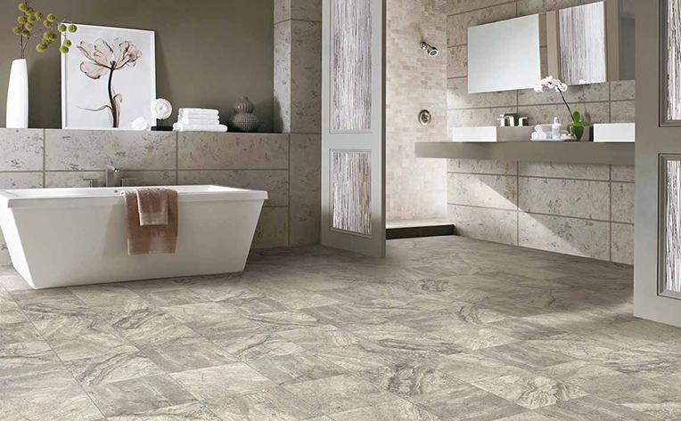 What S Porcelain Floor Tile Bathroom, Is Porcelain Or Ceramic Tile Better For Bathrooms